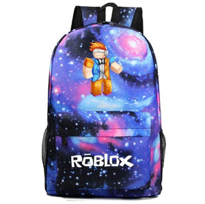 Roblox Backpack Sky Youth Student Schoolbag Great Gift For Kids 166 - Tina Store