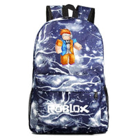 Roblox Backpack Sky Youth Student Schoolbag Great Gift For Kids 167