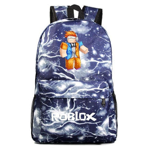 Roblox Backpack Sky Youth Student Schoolbag Great Gift For Kids 167 - Tina Store