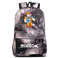 Roblox Backpack Sky Youth Student Schoolbag Great Gift For Kids 168
