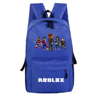 Roblox Backpack Unique Student Schoolbag Great Gift For Kids RB456 - Tina Store