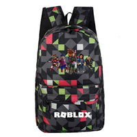 Roblox Backpack Unique Student Schoolbag Great Gift For Kids RB457