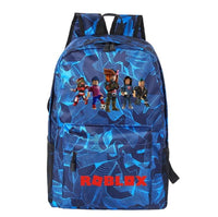Roblox Backpack Unique Student Schoolbag Great Gift For Kids RB458