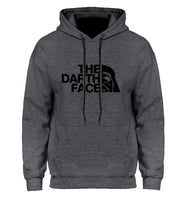 Star Wars Darth Face Hoodie Hoodies Sweatshirt Men Autumn Hooded