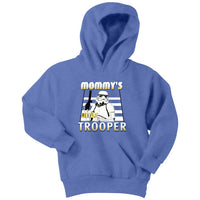 Star wars mommy little trooper gift popular on the child boy Youth Hoodie