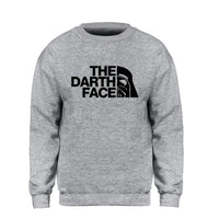 Star Wars The Darth Face Vader Sweatshirt Men Hoodie Crewneck Sweatshirts