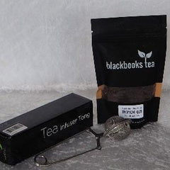 Nucifora-TropicalNorth-Queensland-Plain Black Tea-Infuser-Tong-Combo