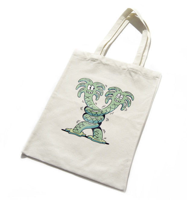 HELLO MELLO Tote Bag By STEVEN HARRINGTON