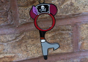 Pirate Touchless Door Opener With Stylus