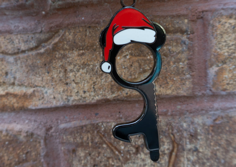 Christmas Touchless Door Opener With Stylus