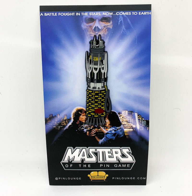 Cosmic Key From Masters of the Universe Pin
