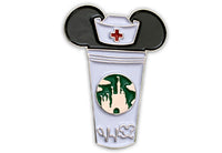Nurse Castle Cup Pin (PRE ORDER - SHIPS BY JUNE 15th)