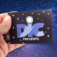 Dic Presents Sticker