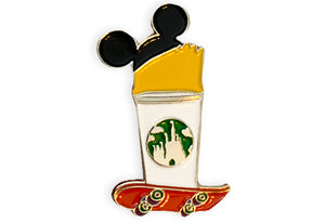 Bart Castle Cup Pin (Limited to 100 Pieces)
