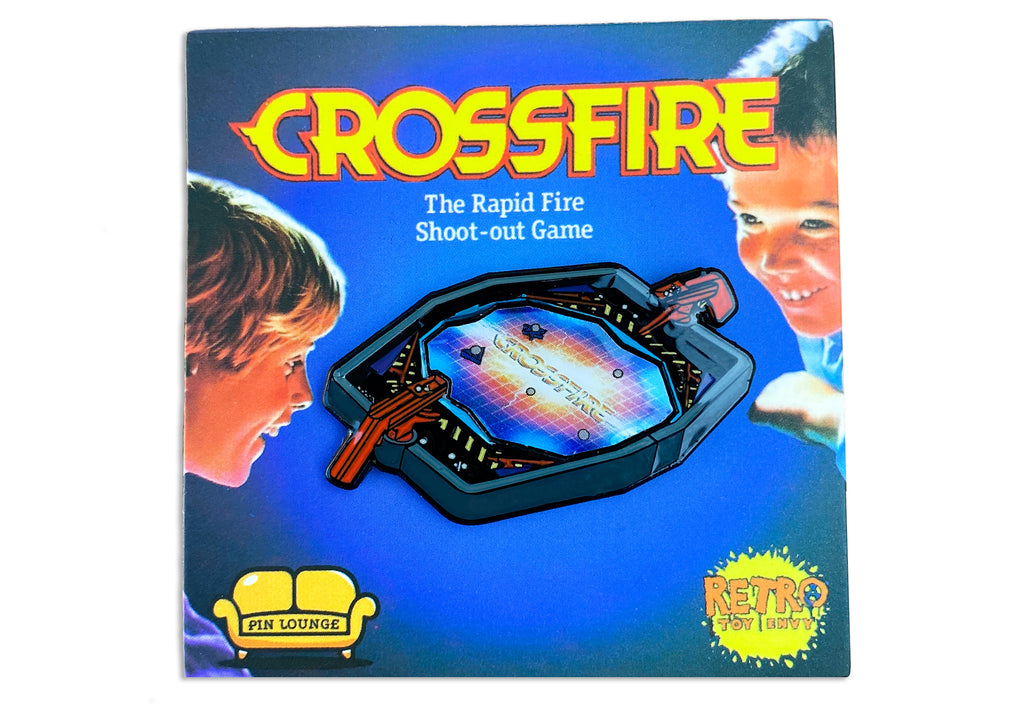 Crossfire Pin