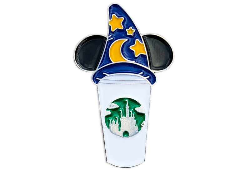 Fantasia Castle Cup Pin