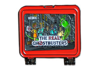 Ghost Lunchbox Pin (2 Pins in 1)