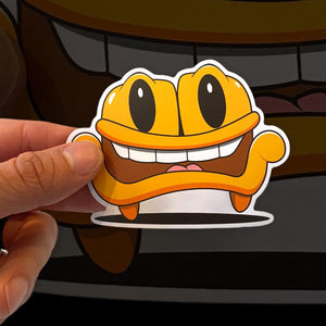 Couchy Sticker