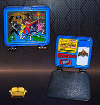Power Rangers Lunch Box Pin (2 Pins in 1)