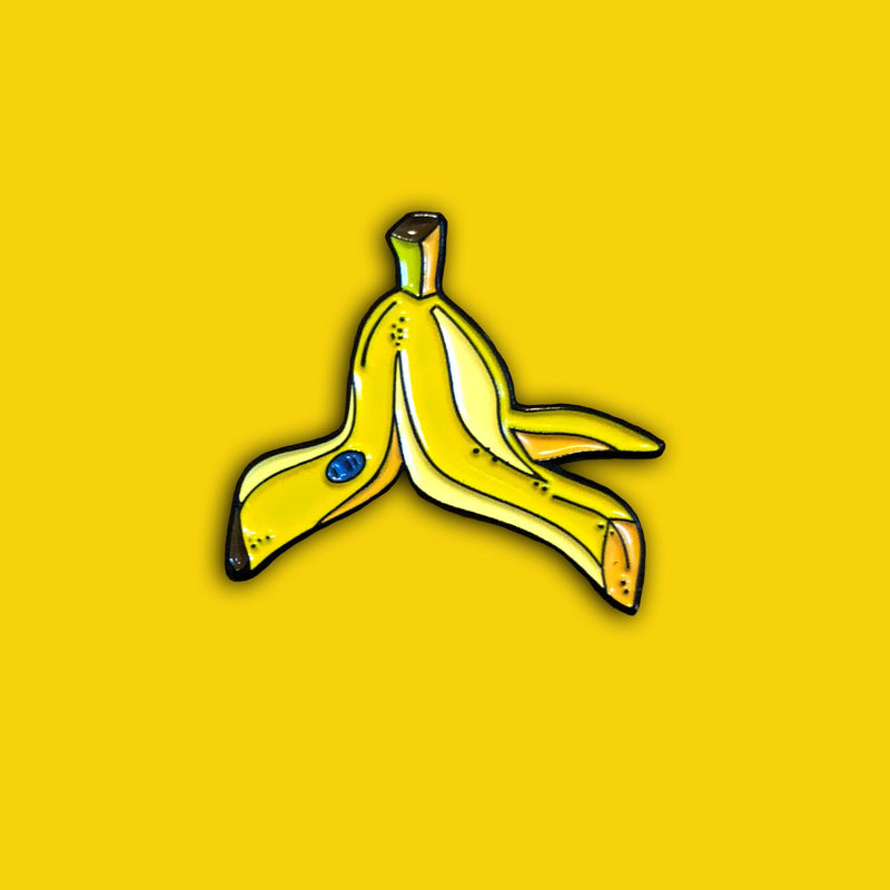 Banana Peel Pin