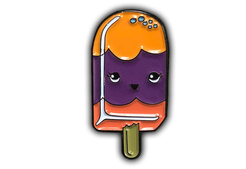 Cute Ice Pop Pin