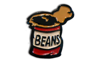 Can of Beans Pin
