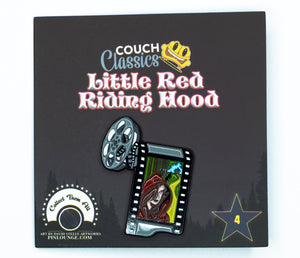 Little Red Riding Hood Enamel Pin