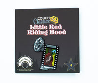 Couch Classics Enamel Pins | Movie pins | classic film pin | classics pin | film pin | classic movie pins | Vintage pins | Frankenstein