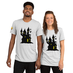 Haunted House T Shirt ( Adult )