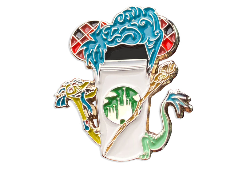 Onward Castle Cup Pin