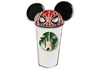 Spider Castle Cup Pin