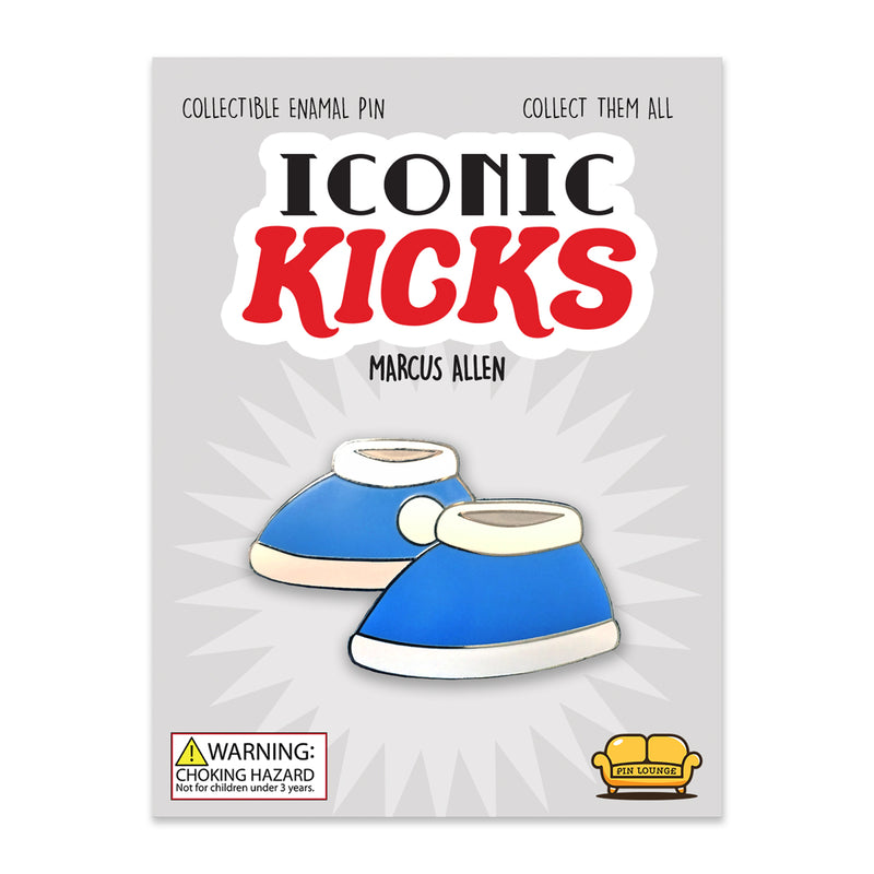 Iconic Kicks Collection ( 3 Pack )