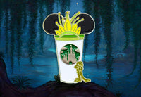 Princess and Frog Castle Cup Pin