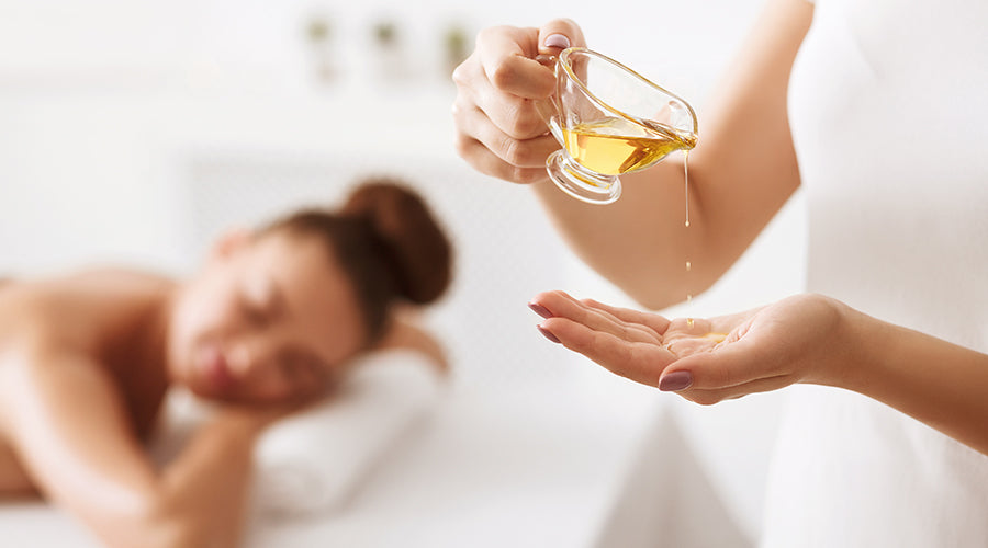 CBD Massage Oil Benefits: 4 Effective Ways To Use CBD Massage Oil