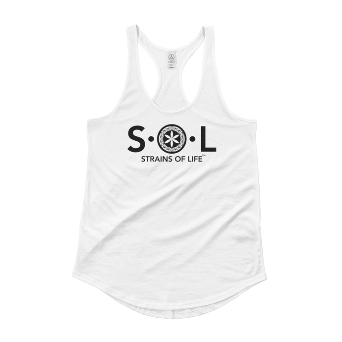 Ladies' Shirttail Tank