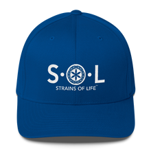 S.O.L Fitted Twill Cap
