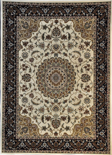 A802 Ivory Area Rug - Rug Tycoon