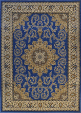 A806 Light Blue Area Rug - Rug Tycoon