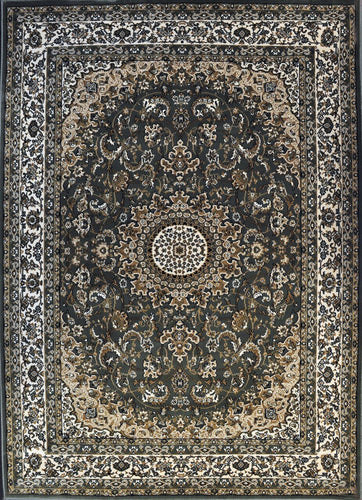 A808 Sage Green Area Rug