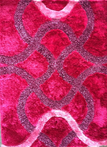 A15 Pink Area Rug - Rug Tycoon