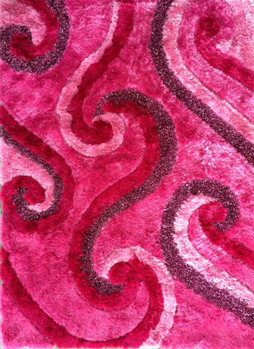A17 Pink Area Rug - Rug Tycoon