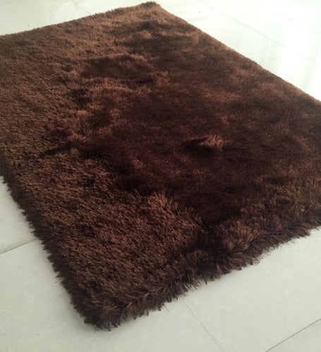AHS0001 Brown Area Rug - Rug Tycoon