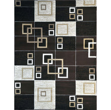 B05 Brown Area Rug - Rug Tycoon