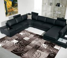 B11 Red Area Rug - Rug Tycoon