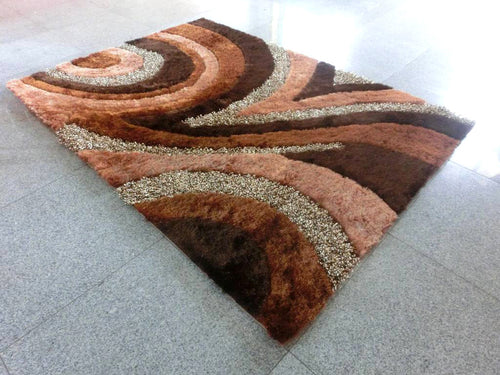 B16 Brown Area Rug - Rug Tycoon
