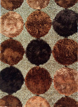 B89 Brown Area Rug - Rug Tycoon
