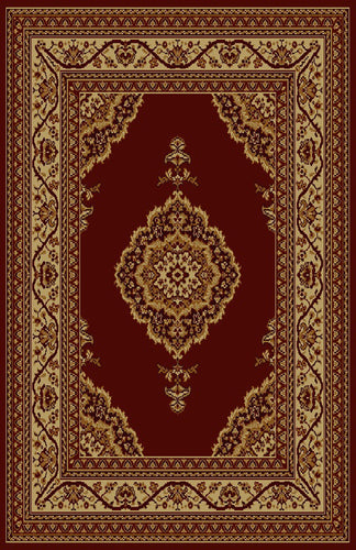 Cadbury Brown Area Rug