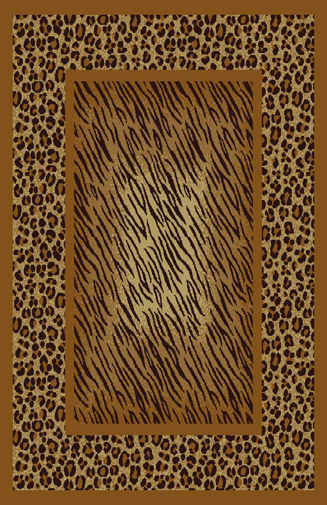 Denise Brown Area Rug