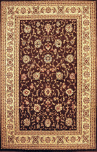 D601 Brown Area Rug