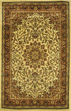 D603 Ivory Area Rug
